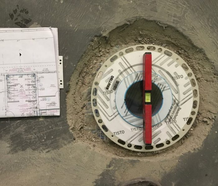 Kritzer Haustechnik Ettlingen Sanitär Bodenablauf